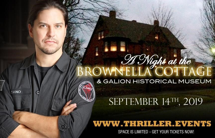 Brownella Cottage Event with Brian Cano