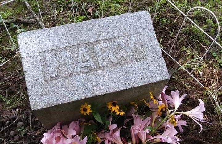 Haunted Trails of Gettysburg - Marys Grave