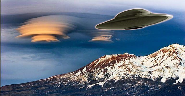 Haunted Journeys Feel The Mystical Energy In Mount Shasta