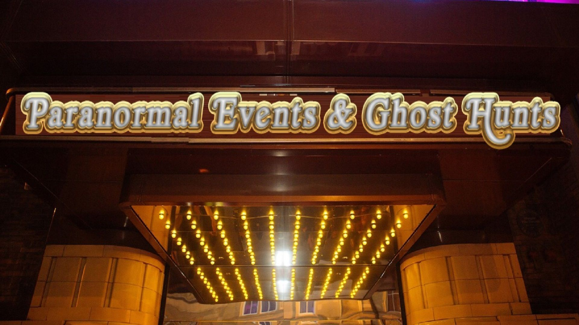 Paranormal and Ghost Hunt Events Promotion Tips!
