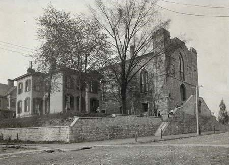 First Unitarian Church in Alton, Illinois