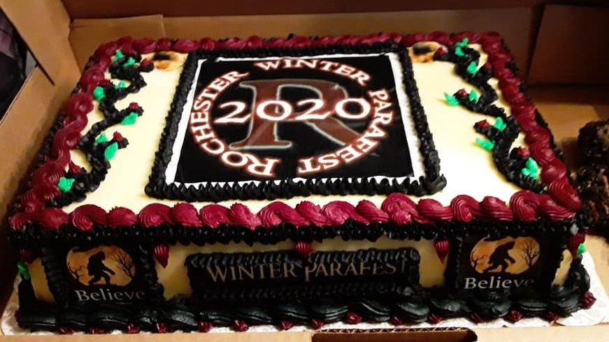 Celebrating 2020 and getting ready for 2021 Rochester Winter ParaFest
