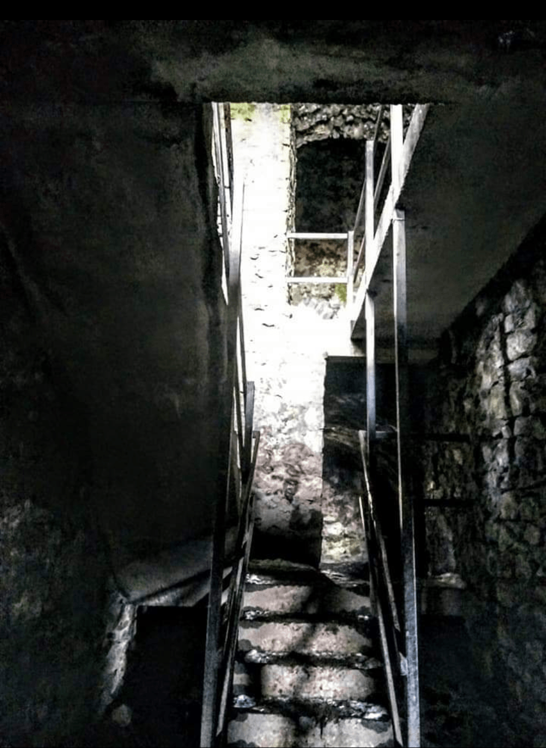 The Stairs Approaching the Bad Room - Hellsfire Club