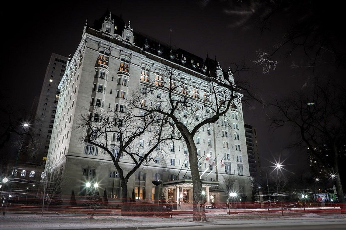 Haunted Fort Garry Hotel