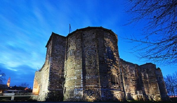 Haunted Colchester Castle