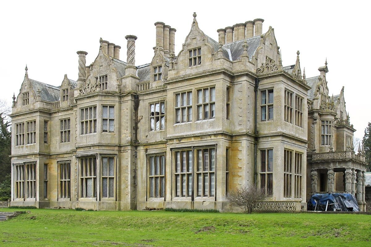Haunted Revesby Abbey