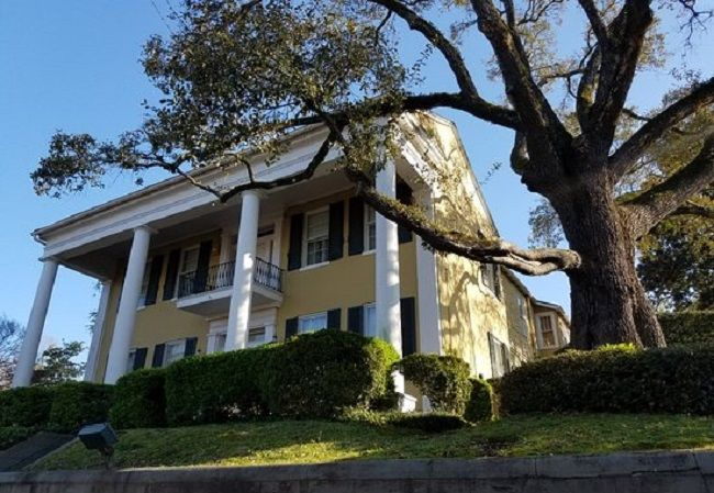 Haunted Anchuca Historic Mansion Inn