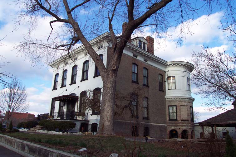 Haunted Lemp Mansion