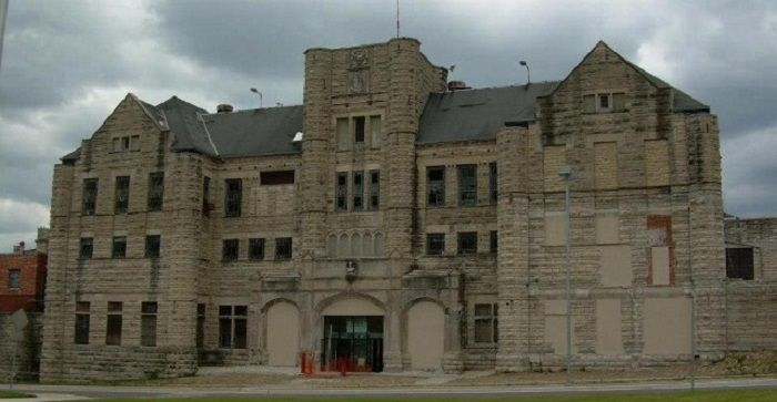Haunted Missouri State Penitentiary
