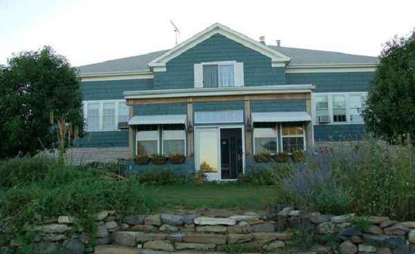 Haunted Sage Hill Bed and Breakfast