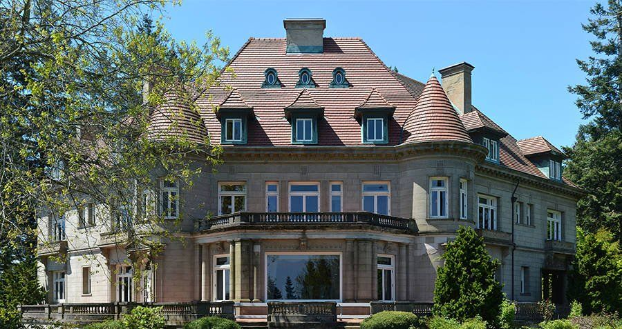 Haunted Pittock Mansion
