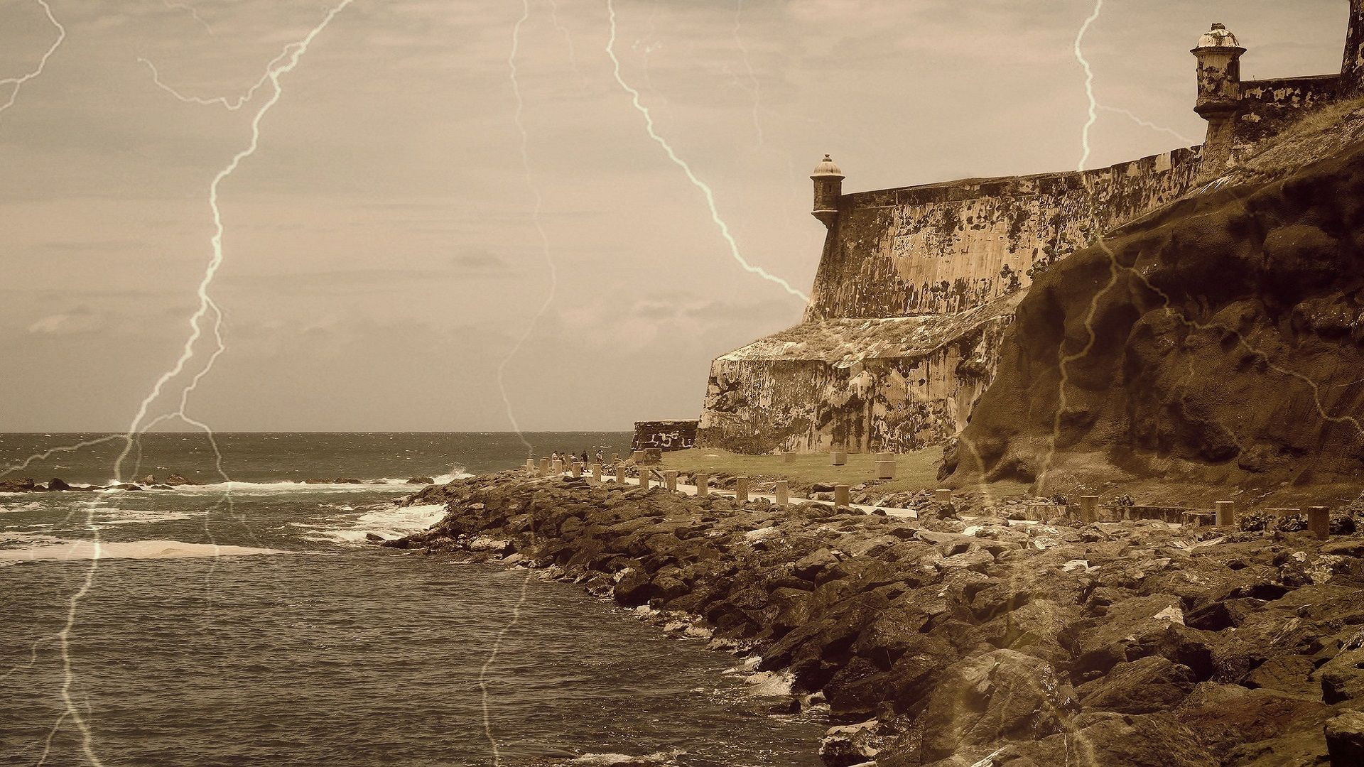5 of the Most Haunted in Puerto Rico USA: Phantoms of the Isla del Encanto (Enchanted Island)!