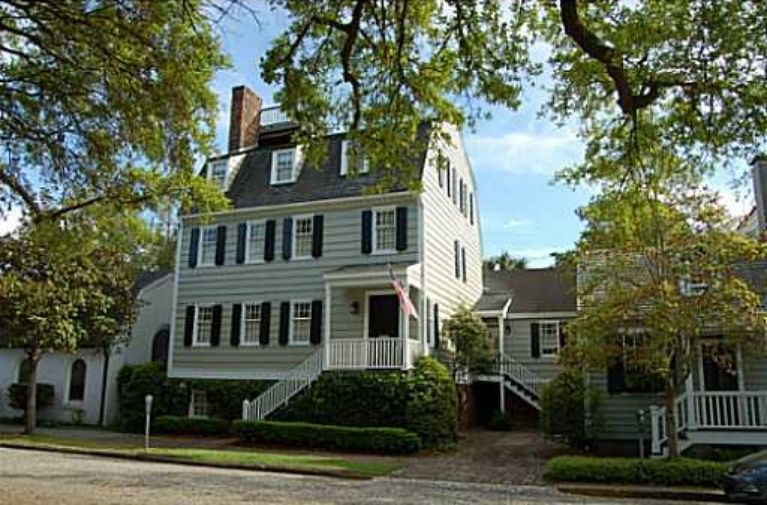 Haunted Hampton Lillibridge House