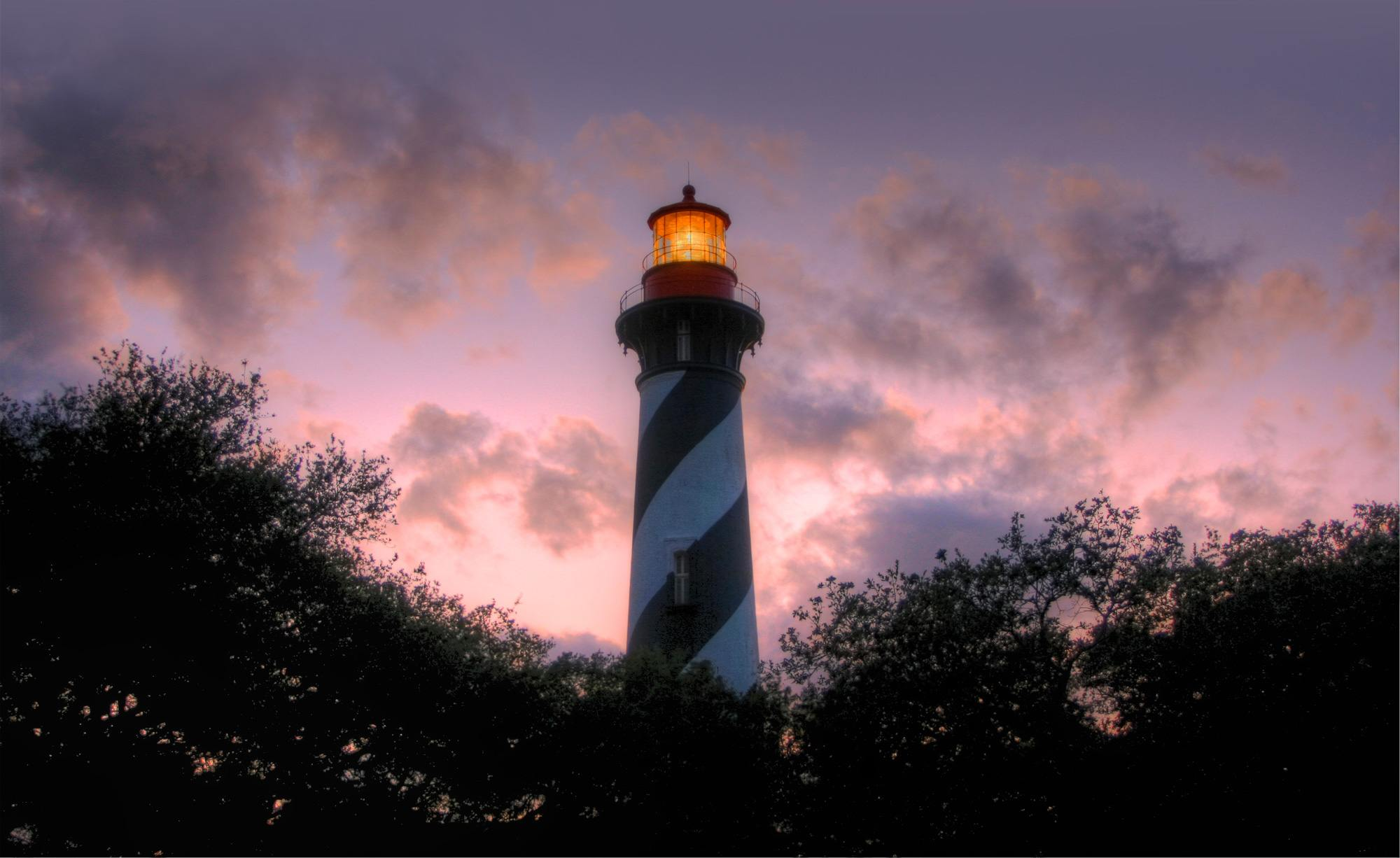 Haunted St Augustine Lighthouse