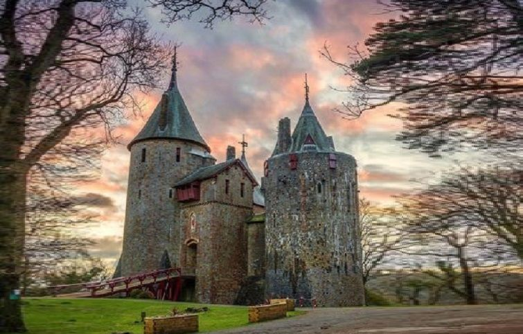 Haunted Castell Coch