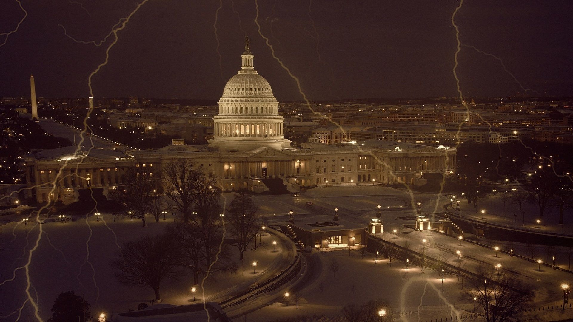 5 of the Most Haunted in Washington DC USA: Phantoms of the Nation's Capital!