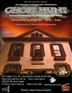 -- Main Poster German Village Carriage House Ghost Hunt 07-13.jpg