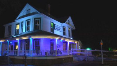 Haunted Brentwood Restaurant & Wine Bistro