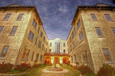 Haunted Rawls Restaurant and Bed & Breakfast