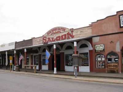 Haunted Big Nose Kate's Saloon