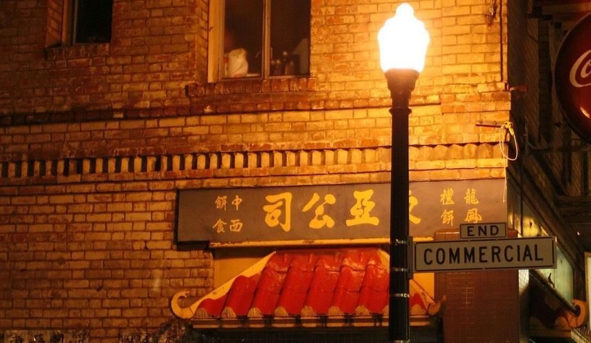 Chinatown Ghost Tour