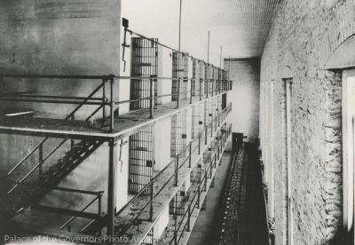 Haunted New Mexico State Penitentiary