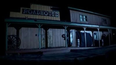 The Haunted Road House