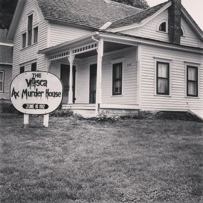 Haunted Villisca Axe Murder House