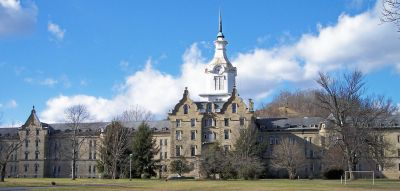 Haunted Trans-Allegheny Lunatic Asylum