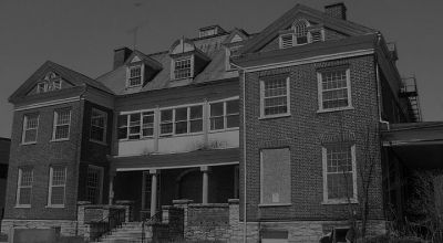Haunted  St Albans Sanatorium