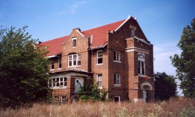 Haunted Ashmore Estates