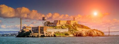 Haunted Alcatraz Federal Prison island