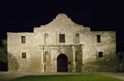 The Haunted Alamo