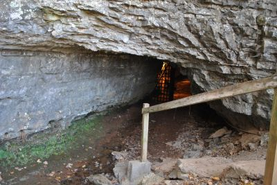 Haunted Bell Witch Cave