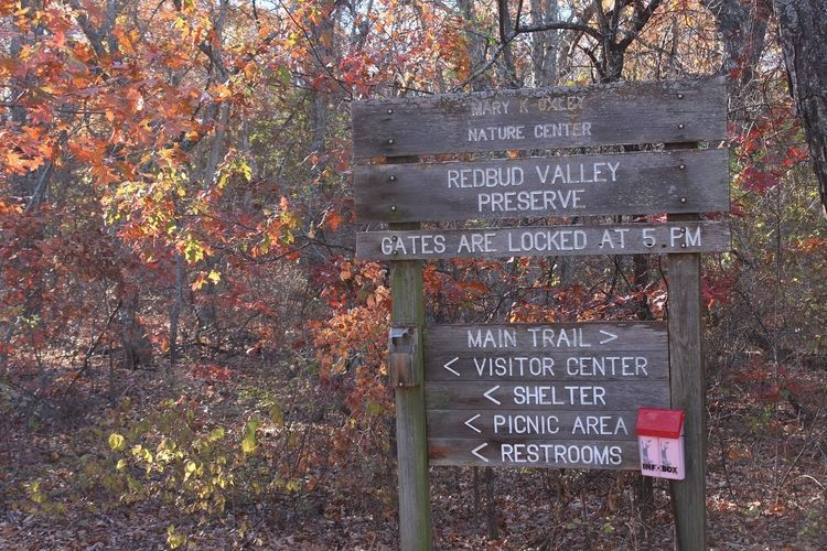 Redbud Valley Nature Preserve
