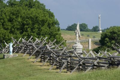 Haunted Antietam National Battlefield