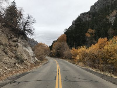 Haunted American Fork Canyon