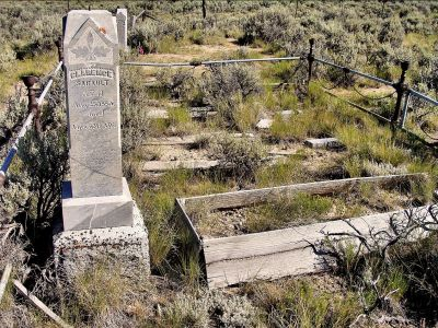 Haunted Bannack Ghost Town State Park