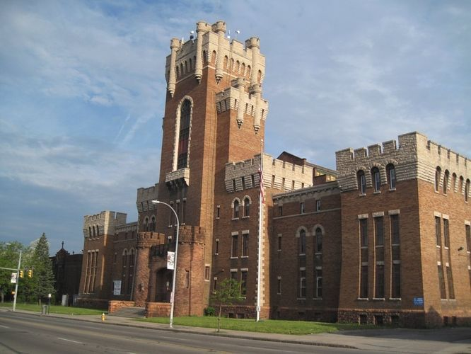 Rochester Main Street Armory