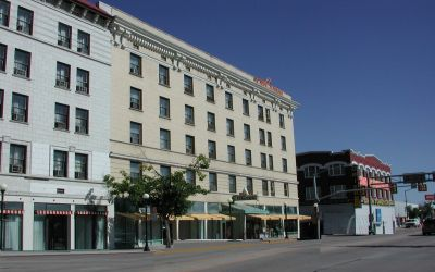 Haunted Historic Plains Hotel