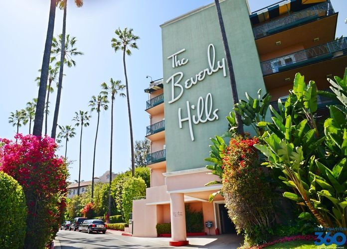 Beverly Hills Hotel, The