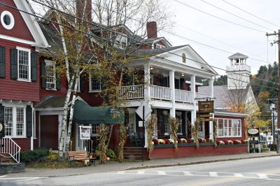 Haunted Green Mountain Inn