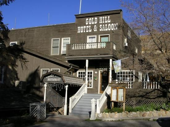 Gold Hill Saloon & Hotel