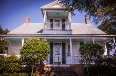 Haunted T'Frere's Bed & Breakfast