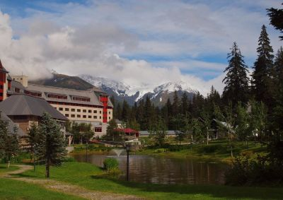 Haunted Alyeska Resort