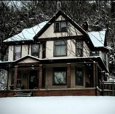 Haunted Bellaire House