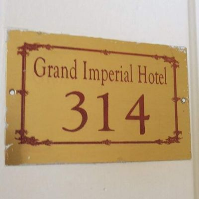 Most Active at the Haunted Grand Imperial Hotel