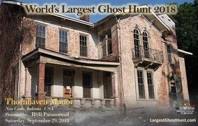 World's Largest Ghost Hunt
