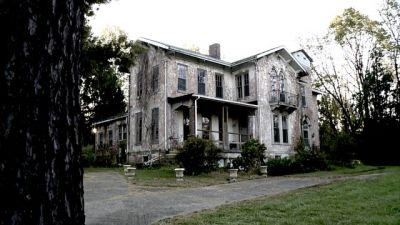 Haunted Thornhaven Manor