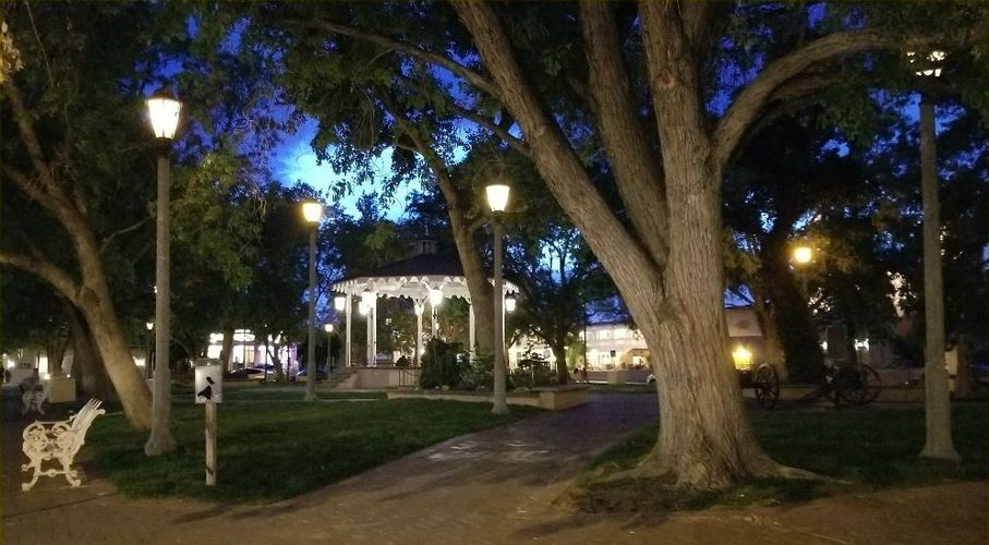 Old Town History & Ghost Tours